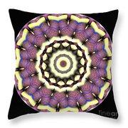 Mandala - Talisman 1690 Throw Pillow