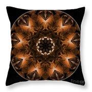Mandala - Talisman 3704 Throw Pillow