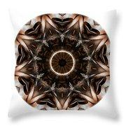 Mandala - Talisman 3705 Throw Pillow