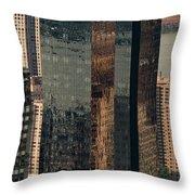 Mandarin Oriental, New York Throw Pillow