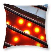 Mandarin Throw Pillow