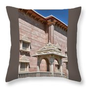 Mandir # 2 Throw Pillow