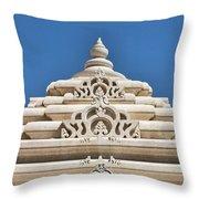 Mandir # 3 Throw Pillow