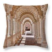 Mandir # 5 Throw Pillow