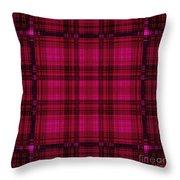 Mandoxocco-wallpaper-pink Throw Pillow