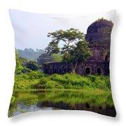 Mandu Throw Pillow