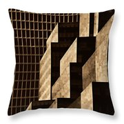 Manhattan No. 3 Throw Pillow