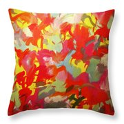 Manifest Destiny Throw Pillow