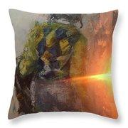 Manifesting Magic  Throw Pillow