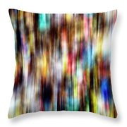 Manila Bay Throw Pillow