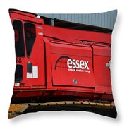 Manitowoc 888 Throw Pillow