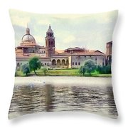 Mantua Throw Pillow