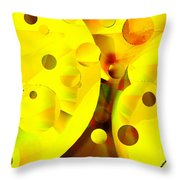 Many Suns Throw Pillow