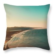 Manzanita, Or Throw Pillow