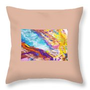 Mapa Throw Pillow