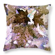 Maple Mania 25 Throw Pillow