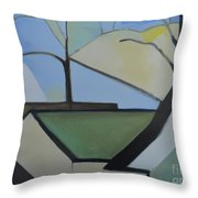 Maplewood Throw Pillow