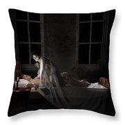 Mara - Mare Throw Pillow