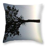 Mara Sunset Throw Pillow