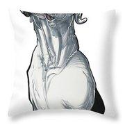 Maranos 3348 Throw Pillow