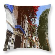 Marbella, Andalusia - 05 Throw Pillow