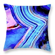 Marble 201 Throw Pillow