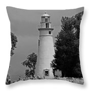 Marblehead Throw Pillow