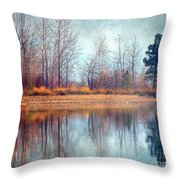 March 1 2010 Throw Pillow