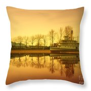 March 20 2010 Throw Pillow