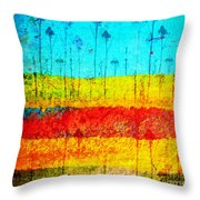 March 6 2010 Throw Pillow