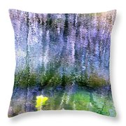 March Pond Throw Pillow
