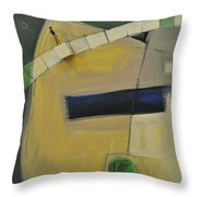 Marching Orders - Dna Throw Pillow
