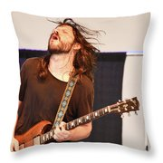 Marcus Of Ten Years After Throw Pillow