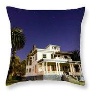 Mare Island  Throw Pillow