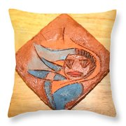 Marg - Tile Throw Pillow
