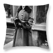 Margaret Sanger Throw Pillow