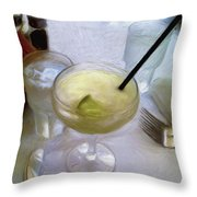 Margarita1 Throw Pillow