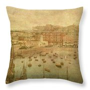 Margate Translated Throw Pillow