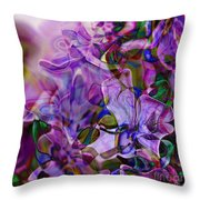 Margolka Throw Pillow