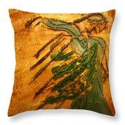 Maria - Tile Throw Pillow