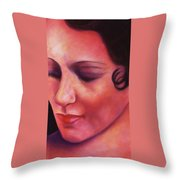 Maria Ave Throw Pillow