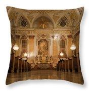 Marianische Mannerkongregation Munich Throw Pillow