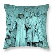 Marie Reine Du Monde 3 Throw Pillow