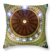 Marie Reine Du Monde 7 Throw Pillow