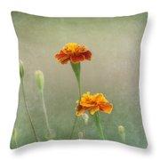 Marigold Fancy Throw Pillow