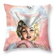 Marilyne Throw Pillow