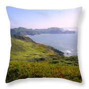 Marin Headlands 2 Throw Pillow