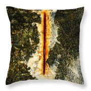 Marine Obsession Throw Pillow