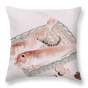 Marine Products  Throw Pillow