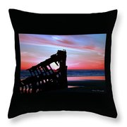Mariners Sky 20 Throw Pillow